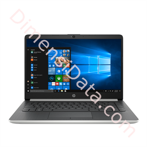 Picture of Notebook HP 14s-cf1028TX [5QH32PA] Silver